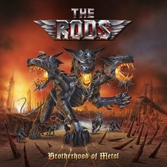 THE RODS - BROTHERHOOD OF METAL