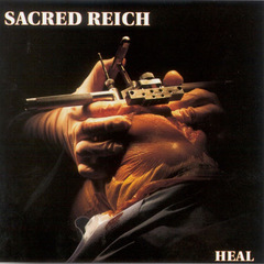 SACRED REICH - HEAL (SLIPCASE)