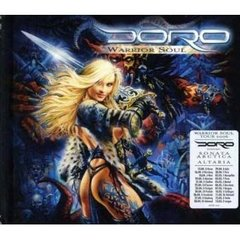DORO - WARRIOR SOUL (DIGIBOOK) (IMP/EU)