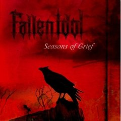 FALLEN IDOL - SEASONS OF GRIEF (DIGIPAK)