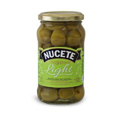 Pack Aceitunas Light - Nucete