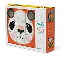 Bloques Puzzle Haz tu Cara Animal - DivertiBox
