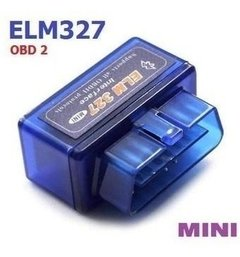 Scanner De Auto, Elm327 Obd2 V2.1 Escaner Bluetooth, Stock en internet