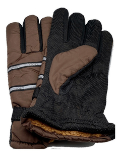 Guantes  Impermeable Moto Frio Nieve Con Relleno X Docena