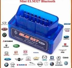Scanner De Auto, Elm327 Obd2 V2.1 Escaner Bluetooth, Stock