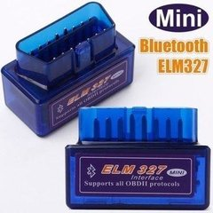 Scanner De Auto, Elm327 Obd2 V2.1 Escaner Bluetooth, Stock - MANIA-ELECTRONIC