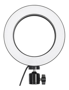Aro Luz Led Studio Usb, Con Regulador 16 Cm, Oferta, Local, Mania-electronic - comprar online