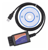 Scanner Automotriz Elm327 Obd2 Multimarca - + Cd - Usb !!  Mania-electronic