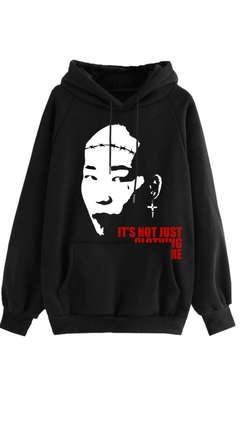 Buzo Hoodie Its Not Just Clothing - comprar online