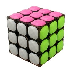 Cubo Magico Moyu 3x3x3 Carat Diamond Stickerless