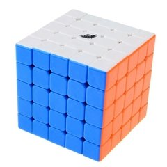 Cubo Magico Cyclone Boys 5x5x5 Stickerless