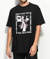 Remera Rebel Eight 8 Dead Eyes