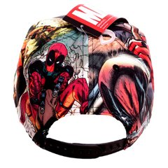 Gorra Snapback Marvel Deadpool All Over - Bioworld USA en internet
