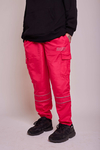 Pantalon Cargo Expansion Fucsia