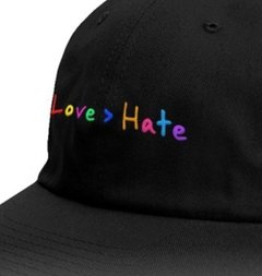 "Gorra Roy Purdy ""Love Hate"" Official Merchandising - comprar online"