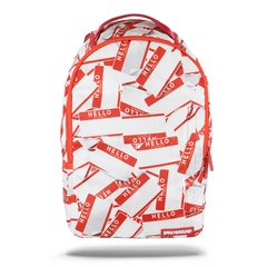 Mochila Sprayground Hello My Name Is