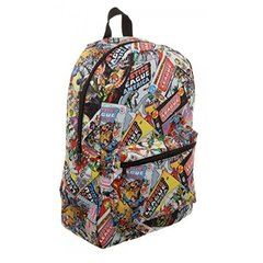 Mochila Backpack Justice League Liga De La Justicia By Bioworld