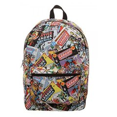 Mochila Backpack Justice League Liga De La Justicia By Bioworld - comprar online