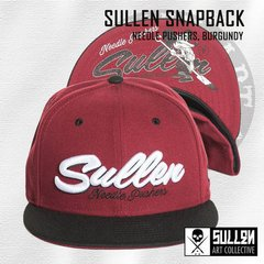 Gorra Plana New Era Sullen Needle Pushers Snapback Original