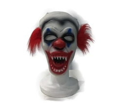 Mascara Latex Pennywise It Payaso Maldito Hallooween Disfraz en internet