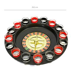 Juego Ruleta De Chupitos Para Previas - KITCH TECH