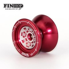 Magic Yoyo FinHOP Sonic Aluminio Metal Profesional