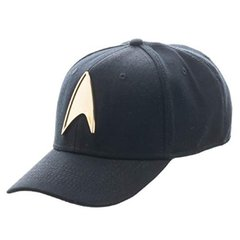 Gorra Curva Snapback Star Trek - Bioworld USA