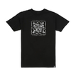 Remera Rebel Eight 8 Stigma Black