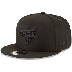 Gorra New Era Toronto Blue Jays Black Logo 9fifty Regulable