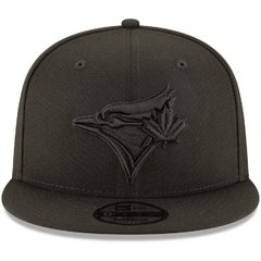 Gorra New Era Toronto Blue Jays Black Logo 9fifty Regulable - comprar online