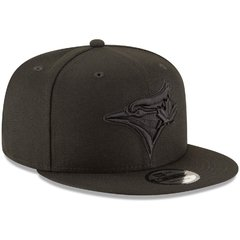 Gorra New Era Toronto Blue Jays Black Logo 9fifty Regulable en internet