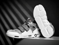 Zapatillas Sneakers Hypebeast Pure White - KITCH TECH