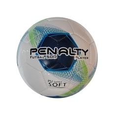 Pelota Penalty futsal Player blanco verde