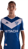Camiseta Velez Kappa Alternativa KA022 REGULAR