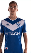 Camiseta Velez Kappa Alternativa KA002 SLIM