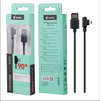 CABLE USB 90º PARA IPHONE B3582
