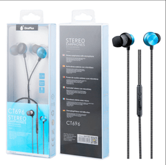 AURICULARES STEREO CT696