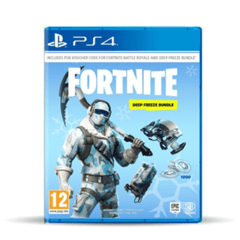 PS4 Fortnite Deep Freeze Bundle
