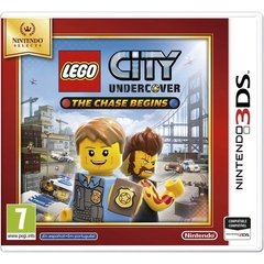 3DS Lego City