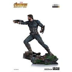 Iron Studios - Avengers: Infinity War - Captain America Art Scale 1/10 en internet