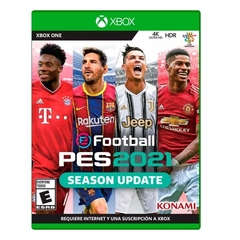 Xbox One eFootball Pro Evolution Soccer 2021 (PES2021)