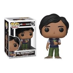 Funko Raj (781) - The Big Bang Theory (TV)