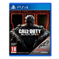 PS4 Call Of Duty Black Ops III Zombie Chronicles