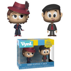 Funko Mary & Jack (Vynl) - Mary Poppins (Movies)