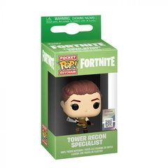 Funko Keychain: Tower Recon Spececialist - Fortnite (Games)