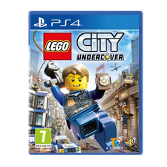 PS4 Lego City Undercover - comprar online