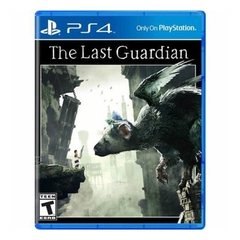 PS4 The Last Guardian - comprar online