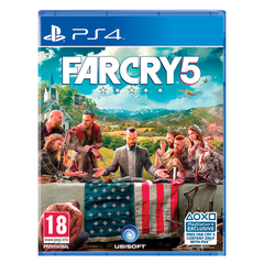 PS4 Far Cry 5 Standard Edition - comprar online