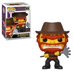 Funko CC Evil Willi (824) - Simpsons (TV)