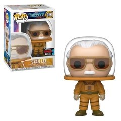 Funko CC Stan Lee Astronaut (519) - Guardianes de la Galaxia (Marvel)